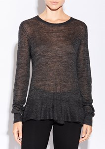 buy the latest Eclipse Frill Knit  online