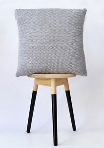 buy the latest Taper Knitted Cushion Cover online