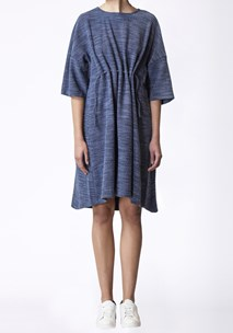 buy the latest Mica Tie Tunic Dress  online