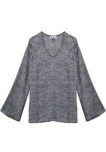 buy the latest Tidal Bell Sleeve Top online