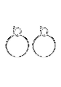 buy the latest Valentina Silver Earrings online
