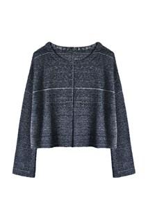 buy the latest Arctic Melange Stripe Knit online