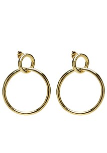 buy the latest Valentina Gold Earrings online