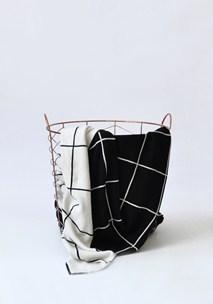 buy the latest Grid Reversible Blanket online
