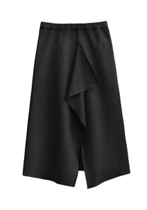 buy the latest Elevate Asym Draped Skirt online