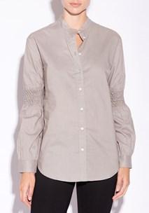 buy the latest Quartz Smocked Shirt  online