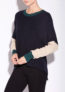 buy the latest Mist Colourblock Knit  online