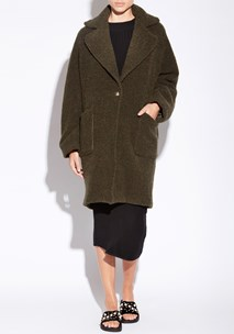buy the latest Delfine Pocket Coat  online