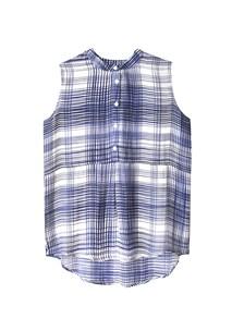 buy the latest Breeze Silk Sleeveless Shirt online