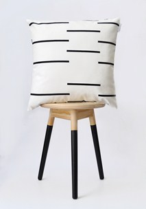 buy the latest Broken Stripe Cushion Cover online