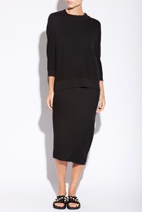 buy the latest Trace Panel Midi Skirt  online