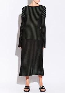 buy the latest Atrium Pleat Knit Top  online