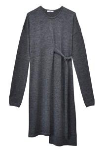 buy the latest Parallel Tie Belt Dress online