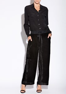 buy the latest Maze Velvet Pant  online