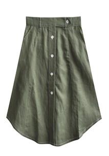buy the latest Line Midi Skirt  online
