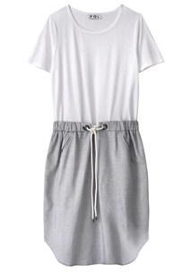 buy the latest Fizz Multimedia Tee Dress online