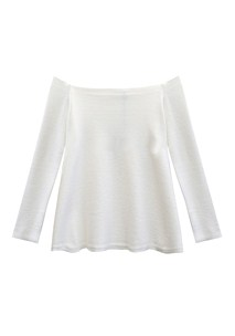 buy the latest Contour Off The Shoulder Top online