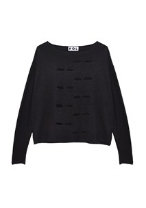 buy the latest Scene Cropped Knit online