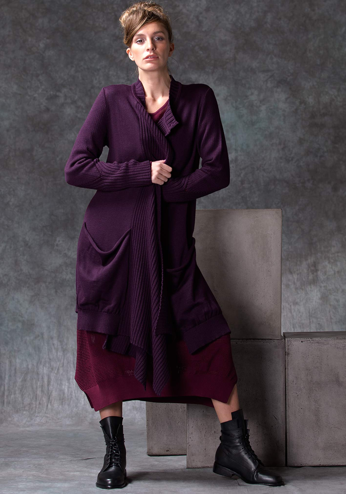 buy the latest Transpose Cardigan (Long) online